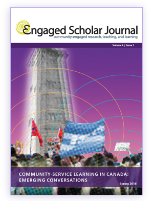 Community Service-Learning in Canada: Emerging Conversations
